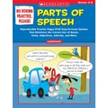 Scholastic No Boring Practice, Please! Parts of Speech