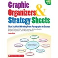 Scholastic Graphic Organizers & Strategy Sheets That Scaffold Writing From Paragraphs to Essays