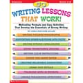 Scholastic 50 Writing Lessons That Work!