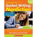 Scholastic Lessons for Guided Writing: Nonfiction