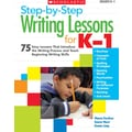 Scholastic Step-by-Step Writing Lessons for K-1