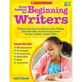 Scholastic First Lessons for Beginning Writers