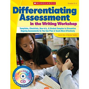 Scholastic Differentiating Assessment in the Writing Workshop