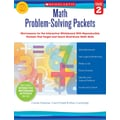 Scholastic Math Problem-Solving Packets: Grade 2