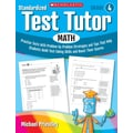 Scholastic Standardized Test Tutor: Math: Grade 3