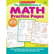 Scholastic The Jumbo Book of Math Practice Pages