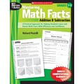 Scholastic Mastering Math Facts: Multiplication & Division