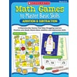 Scholastic Math Games to Master Basic Skills: Time & Money