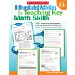 Scholastic Differentiated Activities for Teaching Key Math Skills: Grades 2–3