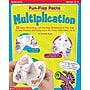 Scholastic Fun-Flap Facts: Multiplication