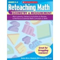 Scholastic Reteaching Math: Geometry & Measurement