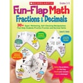 Scholastic Fun-Flap Math: Fractions & Decimals
