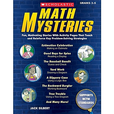 Scholastic Math Mysteries