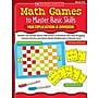Scholastic Math Games to Master Basic Skills: Multiplication