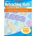 Scholastic Reteaching Math: Fractions & Decimals