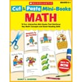 Scholastic Cut & Paste Mini-Books: Math