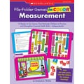 Scholastic File-Folder Games in Color: Measurement