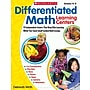 Scholastic Differentiated Math Learning Centers