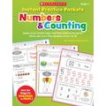 Scholastic Instant Practice Packets: Numbers & Counting