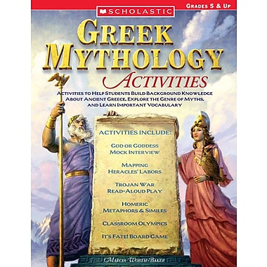 Scholastic Greek Mythology Activities
