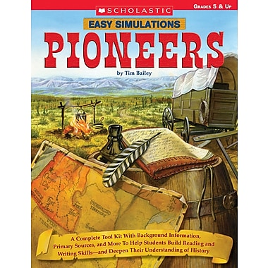 Scholastic Easy Simulations: Pioneers