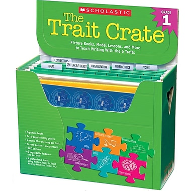 Scholastic The Trait Crate®: Grade 1