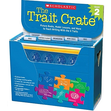 Scholastic The Trait Crate®: Grade 2