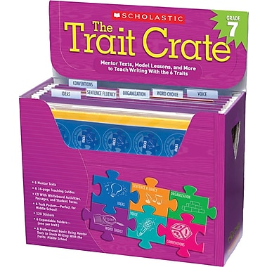 Scholastic The Trait Crate® Grade 7