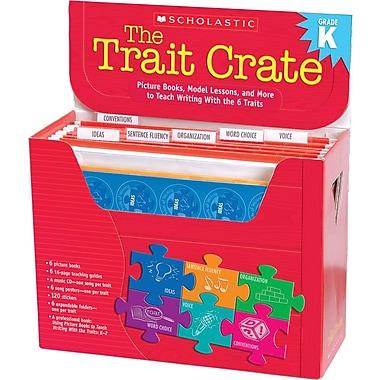 Scholastic The Trait Crate®: Kindergarten