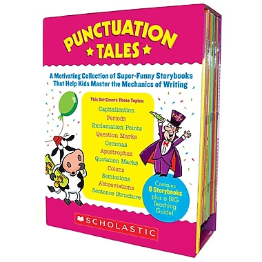 Scholastic Punctuation Tales
