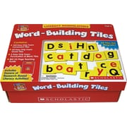 Scholastic Little Red Tool Box: Word-Building Tiles