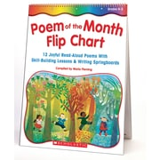 Scholastic Poem of the Month Flip Chart