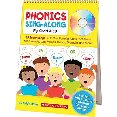 Scholastic Sing-Along Flip Chart & CD