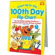Scholastic Count Up to the 100th Day Flip Chart