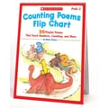 Scholastic Counting Poems Flip Chart