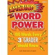 Scholastic Amazing Word Power Grade 3