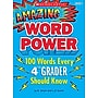 Scholastic Amazing Word Power Grade 4
