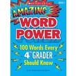 Scholastic Amazing Word Power Grade 4
