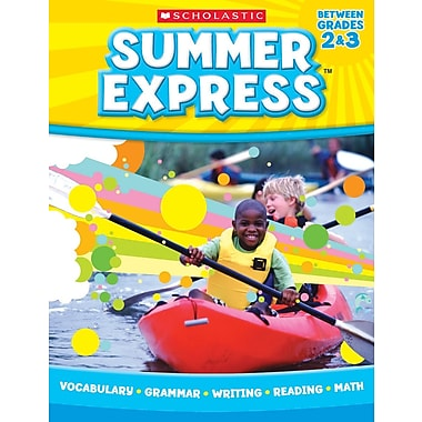 Scholastic Summer Express Between Second and Third Grade