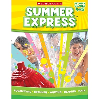 Scholastic Summer Express Between Fourth and Fifth Grade