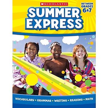 Scholastic Summer Express Between Sixth and Seventh Grade