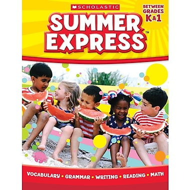 Scholastic Summer Express Between Kindergarten and First Grade