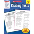 Scholastic Success with Reading Tests (Grade 3)