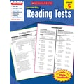 Scholastic Success with Reading Tests (Grade 5)