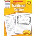 Scholastic Success with Traditional Manuscript (Grades K–1)
