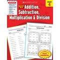 Scholastic Success with Math (Grade 1)