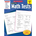 Scholastic Success with Math Tests (Grade 5)