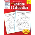 Scholastic Success with Addition & Subtraction (Grade 3)