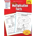 Scholastic Success with Multiplication Facts (Grades 3–4)