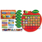 Scholastic Apple Photo Calendar Bulletin Board